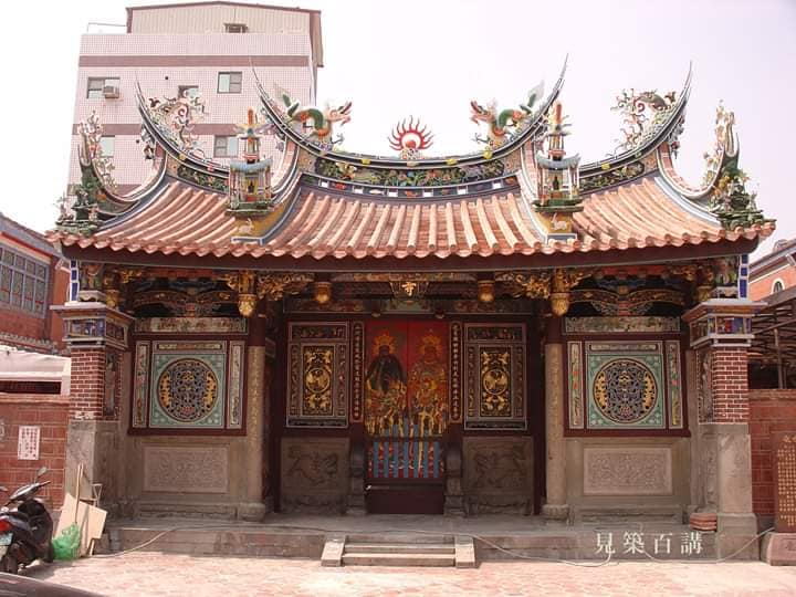 Architechture:Fongshan Longshan Temple-1